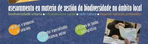 Asesoramento en materia de xestión da biodiversidade no ámbito local