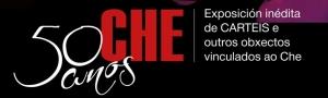 Exposición de carteis sobre Ernesto Che Guevara
