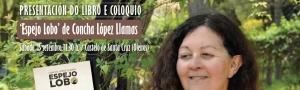 Presentación do libro Espejo lobo de Concha Lopez LLamas