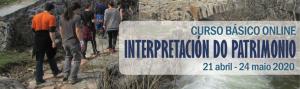 Curso Online Básico de Interpretación do Patrimonio - 23ª edición