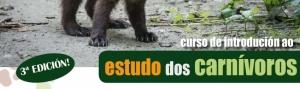 Curso de Introdución ao Estudo de Carnívoros: metodoloxías de mostraxe non invasivas