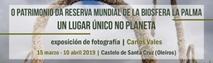 Inauguración da exposición 'O Patrimonio da Reserva Mundial de la Biosfera La Palma: un lugar único no planeta'