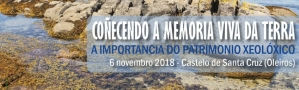 Coñecendo a memoria viva da Terra: A importancia do patrimonio xeolóxico