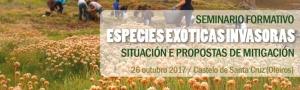 Seminario Formativo Especies Exóticas Invasoras: situación y propuestas de mitigación