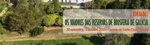 Xornadas Os Valores das Reservas de Biosfera de Galicia