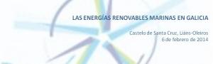 Seminario enerxias renovables mariñas en Galicia CEIDA