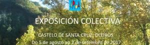 Exposición colectiva da Asociación de Artistas Plásticos Galegos CEIDA