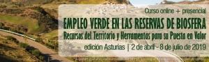 Empleo Verde en las Reservas de Biosfera: Recursos del Territorio y Herramientas para su Puesta en Valor