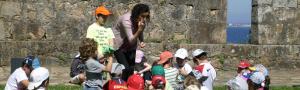Programa Educacion Ambiental la Isla de Santa Cruz CEIDA