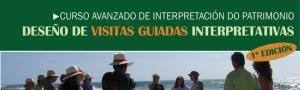 Curso Online Avanzado de Interpretacion do Patrimonio Deseño de Visitas Guiadas Interpretativas CEIDA