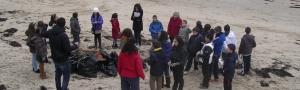 Programa Educacion Ambiental Coidando o Noso Mar CEIDA