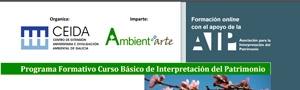 Curso Online Básico de Interpretación del Patrimonio (19ª edición)