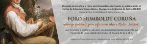 Foro Humboldt Coruña CEIDA