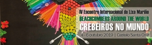 Crebeiros no Mundo / Beachcombers around the world: IV Encuentro Internacional de Basura Marina