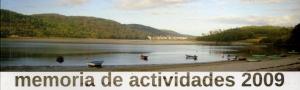 Memoria de actividades 2009 CEIDA