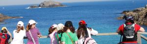 Programa educacion ambiental el mar y la costa CEIDA