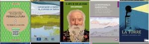 Novidades bibliográficas da biblioteca e Centro de Documentación Ambiental