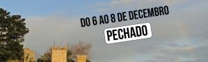 Do 6 ao 8 de decembro a sede do CEIDA permanecerá pechada