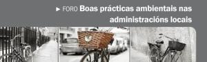II Foro Boas Practicas Ambientais nas Administracions Locais CEIDA
