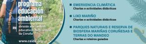 Novas actividades no programa educativo 'Para unha Transición Ecolóxica'