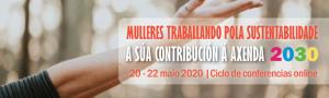 Mujeres trabajando por la Suntentabilidad: su contribución a la Agenda 2030