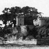 Castillo De Santa Cruz Ceida