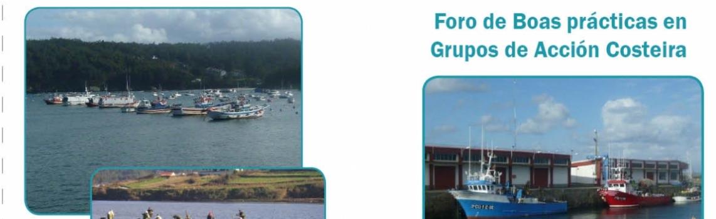 Foro boas practicas en grupos de accion costeira CEIDA