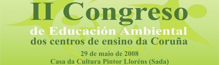 II Congreso de Educación Ambiental dos Centros de Ensino da Coruña CEIDA