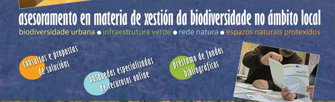 Asesoramiento en materia de gestión de la biodiversidad en el ámbito local