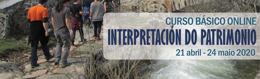 Curso Online Básico de Interpretación del Patrimonio - 23ª edición
