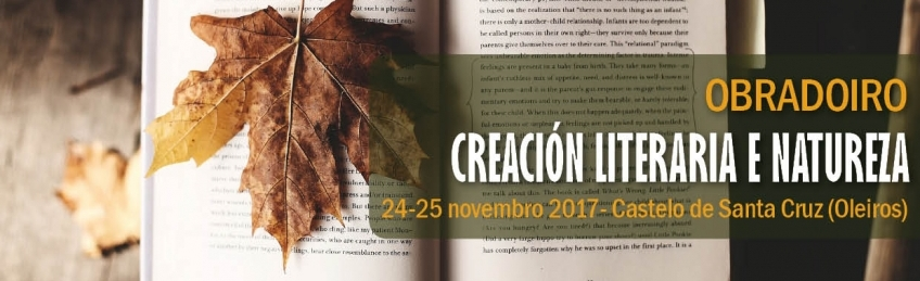 Obradoiro Creación Literaria e Natureza