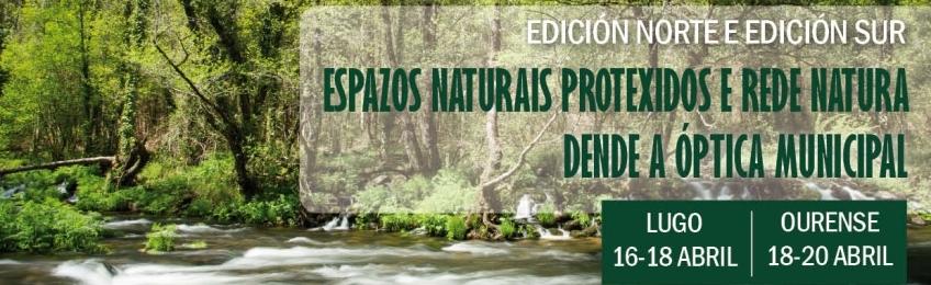 Curso Espazos Naturais Protexidos e Rede Natura dende a óptica municipal