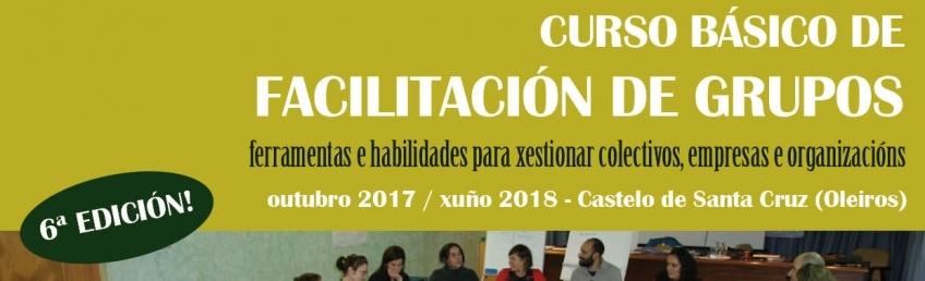 Curso Básico de Facilitación de Grupos 2017-2018 CEIDA