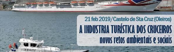 Xornada 'A industria turística dos cruceiros: novos retos ambientais e sociais'