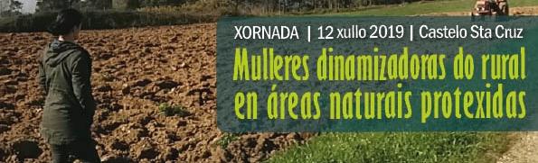 Jornada Mujeres dinamizadoras del rural en áreas naturales protegidas