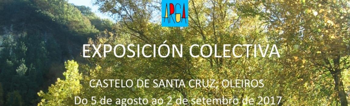 Exposición colectiva de la Asociación de Artistas Plásticos Galegos CEIDA