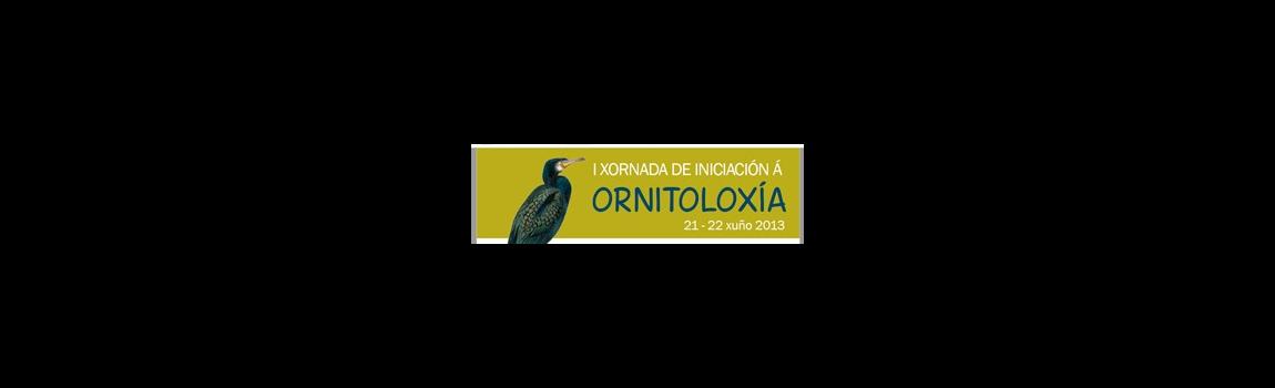 I Xornada de Iniciación á Ornitoloxía