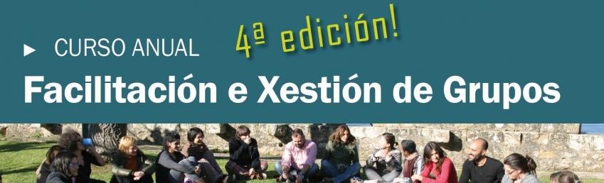 Curso Anual Xestion e Facilitacion de Grupos 4 edicion CEIDA