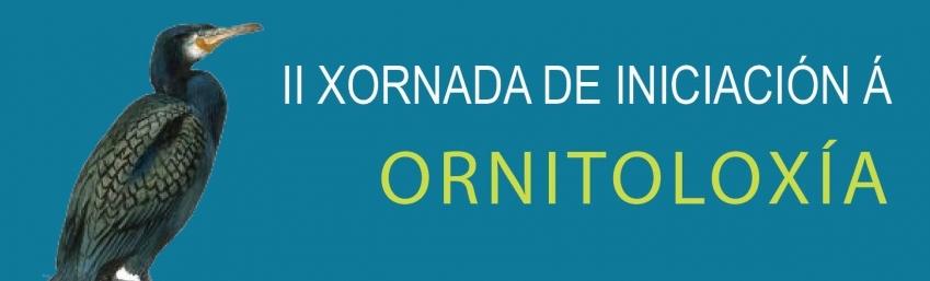 II xornada de iniciacion a ornitoloxia CEIDA