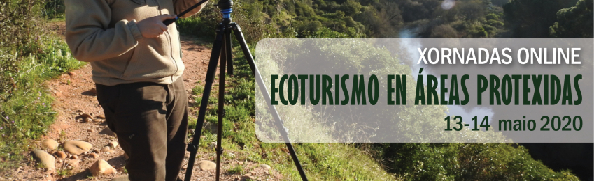 Xornadas online: Ecoturismo en Áreas Protexidas