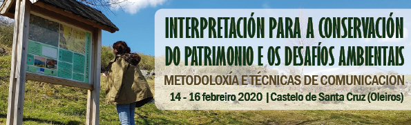 Interpretación para a Conservación do Patrimonio e os Desafíos Ambientais