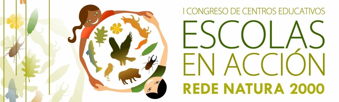 I Congreso Escolas en Accion Rede Natura 2000 CEIDA