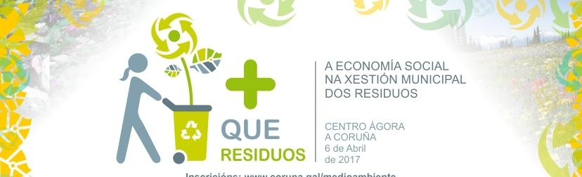 Xornada Economia Social na Xestion Municipal dos Residuos CEIDA