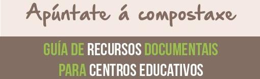 Guia de recursos Compostaxe centros educativos CEIDA