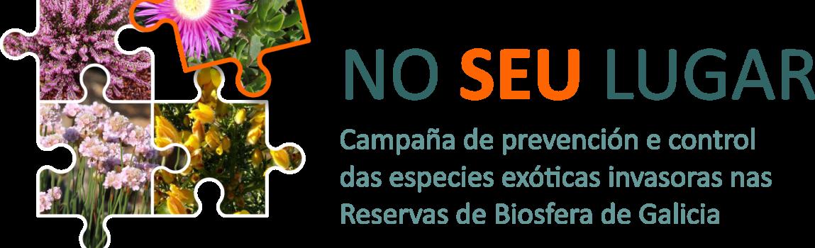 Campaña de Prevención y Control de las Especies Exóticas Invasoras en las Reservas de la Biosfera de Galicia