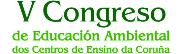 V Congreso de Educación Ambiental de los Centros Educativos de A Coruña