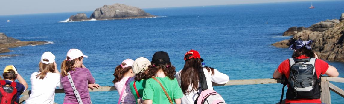 Programa educacion ambiental o mar e a costa CEIDA