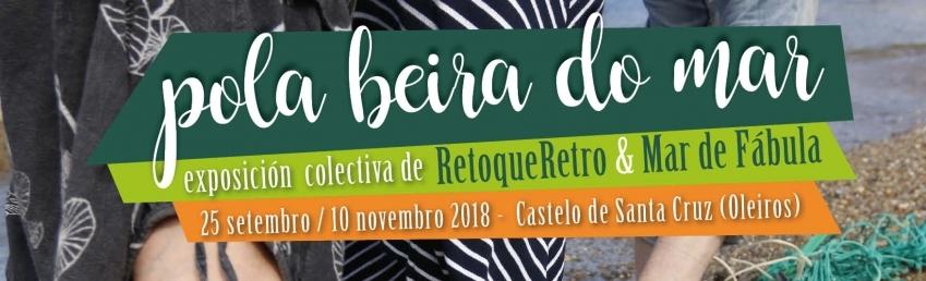 Inauguración da exposición 'Pola Beira do Mar'
