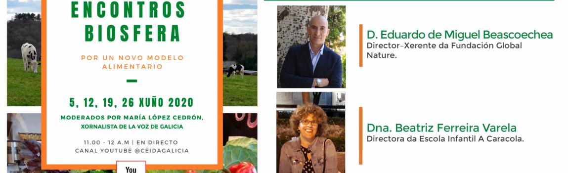 III Encuentro Biosfera: Trabajando por un nuevo modelo alimentario