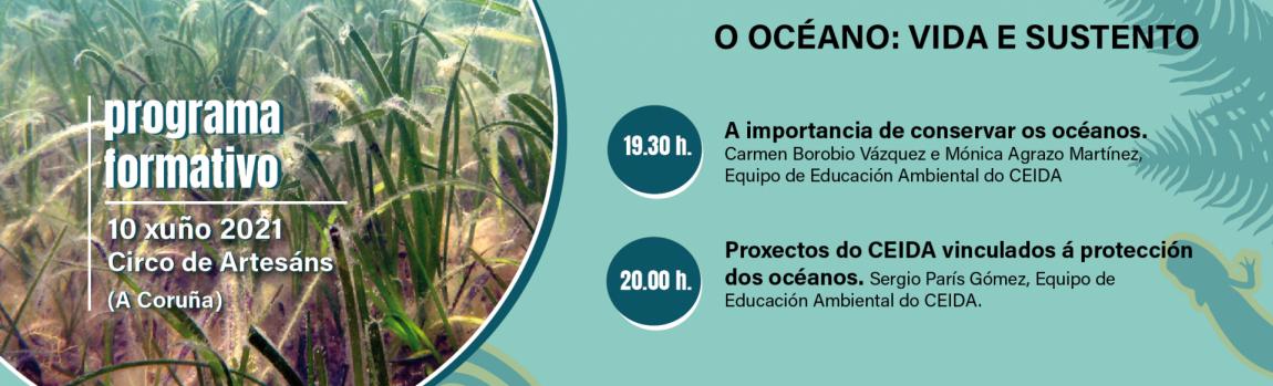 O océano: vida e sustento